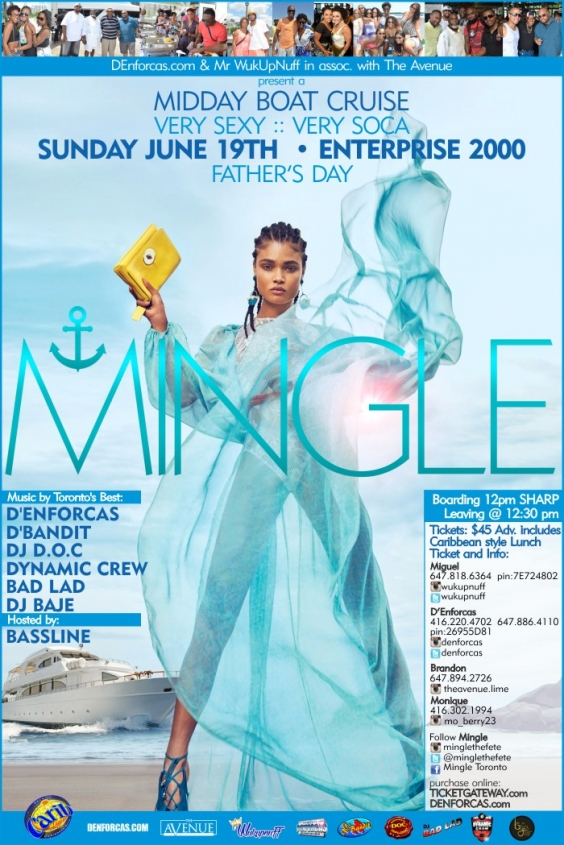 MIDDAY MINGLE BOAT CRUISE
