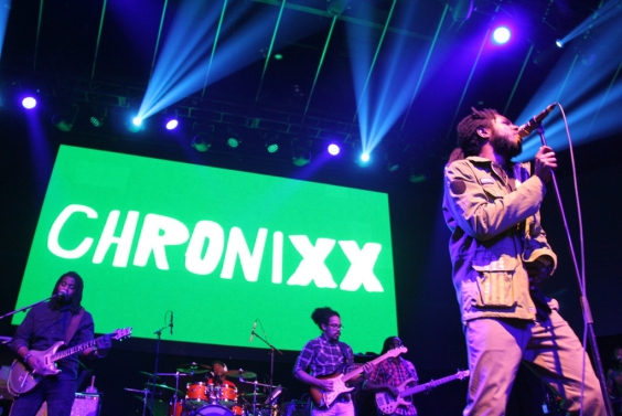 CHRONIXX LIVE IN CONCERT