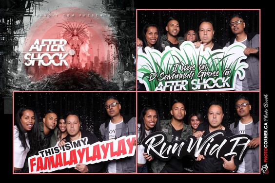 Aftershock Photobooth