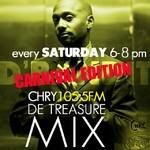 D TREASURE MIX FEB 15 2014 - carnival edition soca hits