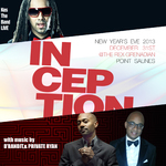 IN'CEP.TION - News Years Eve Podcast feat Kes, D' Bandit and Private Ryan