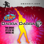 DAGGA DAGGA VOL 11 - the new 2013 dancehall podcast mixtape