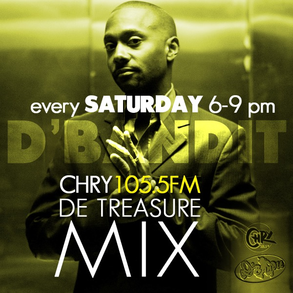 D TREASURE MIX JUNE 22 2013 - reggae, dancehall, mixtape, podcast, soca