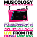 MUSICOLOGY PODCAST: Summertime rnb hip hop house soca reggae tracks of 80s, 90s and 2000s
