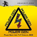 POWER GEN TNT SOCA 2012 - 2012 soca podcast mixtape