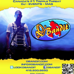 D TREASURE MIX MAR 03 2012 - soca, reggae, dancehall podcast