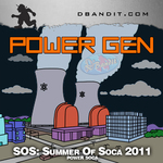 POWER GEN - Summer of Soca 2011 podcast