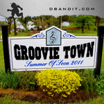 GROOVIE TOWN - Summer Of Soca 2011 podcast