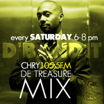 D TREASURE MIX JUNE 07 2014 - reggae, dancehall, mixtape, podcast, soca