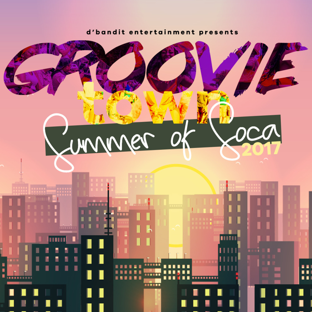 SOS (Summer of Soca) Groovie Town 2017